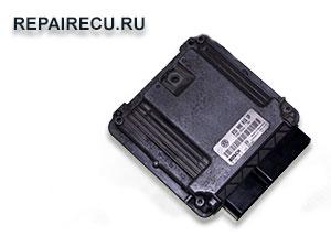 Ремонт блока управления EDC16U1 Audi a4