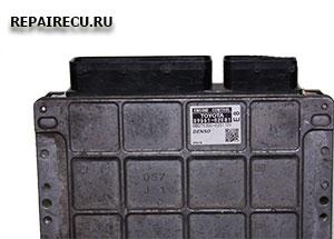 Ремонт блока управления Toyota Auris 89661-02E81