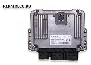 Ремонт блока управления двигателем Peugeot 308 1.6 MED 174