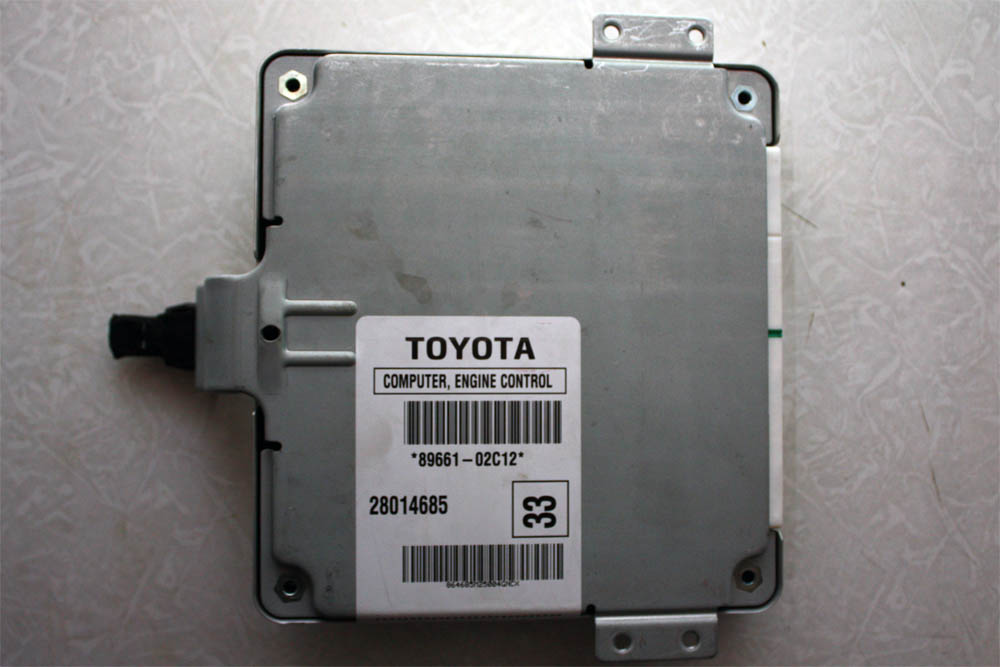 Ремонт ecu Toyota Corolla/Matrix p2716 в Москве