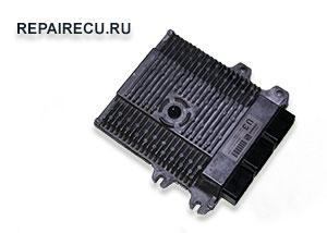 Ремонт блока управления двигателем Nissan Patrol DEA030-220